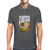 Superhero Bros. Mens Polo