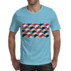 Superhero Tessellation Mens T-Shirt
