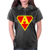 superhero Womens Polo