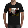 Superheros Assembled Mens T-Shirt