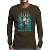 Superhuman Mens Long Sleeve T-Shirt