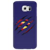 Superman Claw Design Phone Case