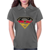 Superman German Womens Polo