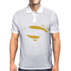Superman - Man Of Steel - Cult Film Mens Polo