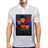 SUPERMAN Mens Polo
