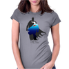 Superman vs Batman Womens Fitted T-Shirt