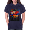 SUPERMAN Womens Polo
