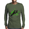 Supermoto Racing Mens Long Sleeve T-Shirt