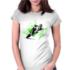 Supermoto Racing Womens Fitted T-Shirt