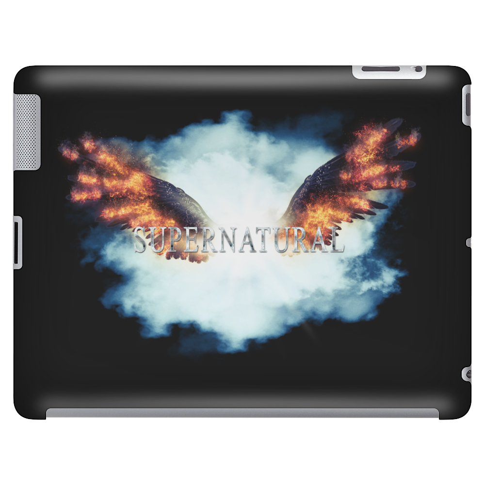 Supernatural Descent Tablet (horizontal)