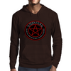 Supernatural  Killing evil son bitches raising a little hell  Ring Patch 03 Mens Hoodie