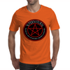 Supernatural  Killing evil son bitches raising a little hell  Ring Patch 03 Mens T-Shirt