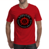 Supernatural  Killing evil son bitches raising a little hell  Ring Patch 03A Mens T-Shirt