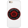 Supernatural  Killing evil son bitches raising a little hell  Ring Patch 03A Phone Case