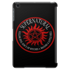 Supernatural  Killing evil son bitches raising a little hell  Ring Patch 03A Tablet (vertical)