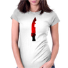 Supernatural knife of Cain Womens Fitted T-Shirt