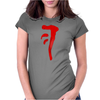 Supernatural Mark of Cain Womens Fitted T-Shirt