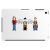 Supernatural Pixels - Sam, Castiel, & Dean Tablet (horizontal)