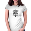 Supernatural Team Free Will White Womens Fitted T-Shirt