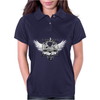 Supernatural Team Free Will White Womens Polo