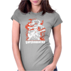SUPERSUCKERS Womens Fitted T-Shirt