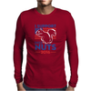 Support DEEZ NUTS 2016 Mens Long Sleeve T-Shirt