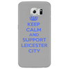 support leicester city Phone Case