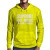Support Live Music Sleep With A Musician Mens Hoodie