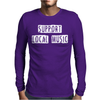 Support Local Music Mens Long Sleeve T-Shirt