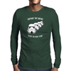 Support The Empire Mens Long Sleeve T-Shirt