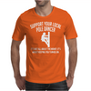 Support Your Local Pole Dancer Mens T-Shirt