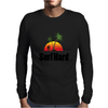 Surf Hard Mens Long Sleeve T-Shirt