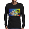Surfer Chic Mens Long Sleeve T-Shirt
