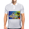 Surfer Chic Mens Polo