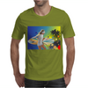 Surfer Chic Mens T-Shirt