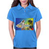 Surfer Chic Womens Polo