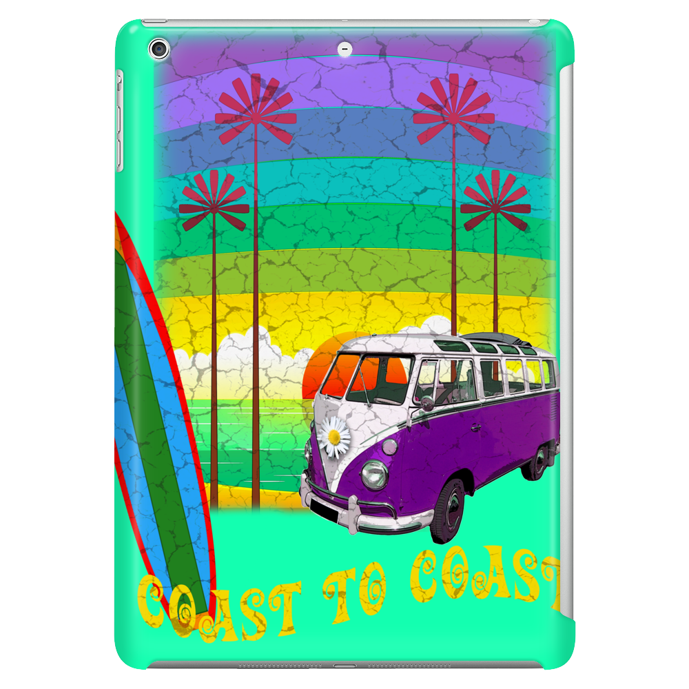 Surfing Coast to Coast Tablet
