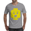Surprised Expression Lego Head. Mens T-Shirt