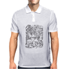 Surrealism Mens Polo