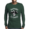 Surrender the Booty Mens Long Sleeve T-Shirt