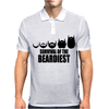Survival Of The Beardiest Mens Polo