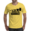 Survival Of The Beardiest Mens T-Shirt