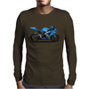 Suzuki GS-X 600 Mens Long Sleeve T-Shirt