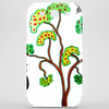 Swallows and the Apple Tree Phone Case