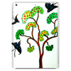 Swallows and the Apple Tree Tablet (vertical)