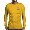 SWARM Mens Long Sleeve T-Shirt