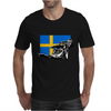 Swedish Speedway Racing Mens T-Shirt