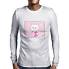 sweet bear Mens Long Sleeve T-Shirt