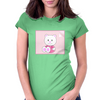 sweet bear Womens Fitted T-Shirt