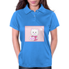 sweet bear Womens Polo
